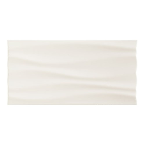 Arte Ceramika Joy Wave White STR 22,3x44,8 csempe
