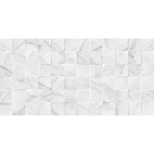 Keramika Kanjiza Carrara Mosaic 3D 25x50 csempe