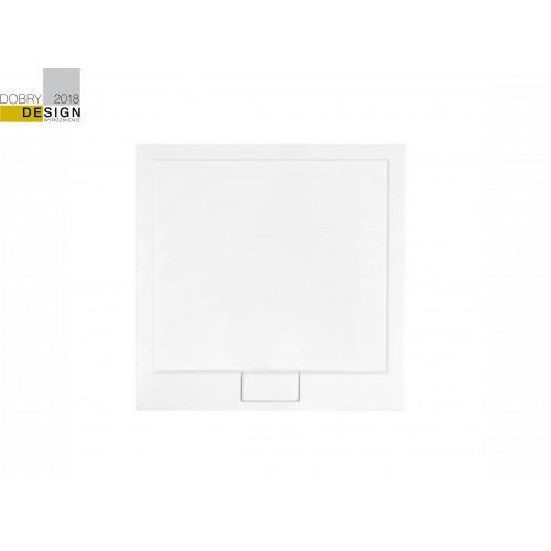 Besco Axim UltraSlim 80 szögletes zuhanytálca 80x80x4,5