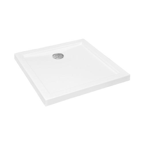 Besco Aquarius SlimLine 80 szögletes zuhanytálca 80x80x3