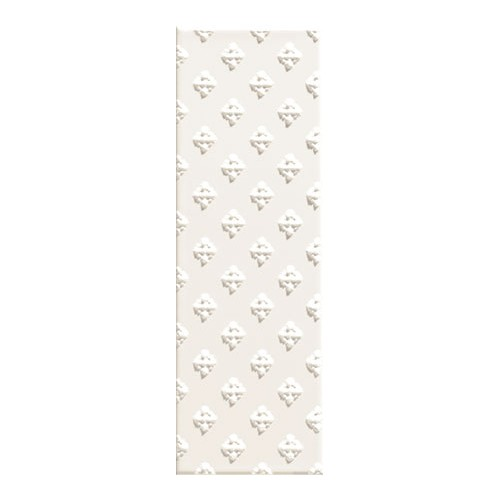 Arte Ceramika Blanca Bar White B 7,8x23,7 dekor