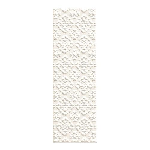 Arte Ceramika Blanca Bar White E 7,8x23,7 dekor