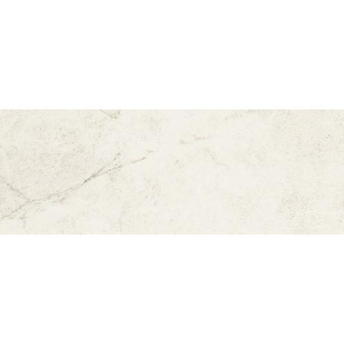 Tubadzin Organic Matt White 16,3x44,8 fali csempe