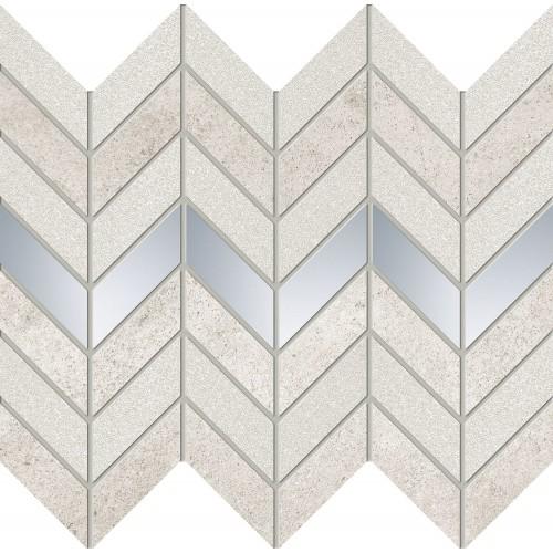 Domino Ceramika Tempre Grey 24,6x29,8 mozaik