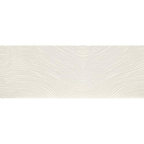 Tubadzin Unit Plus White 1 STR 32,8x89,8 fali csempe