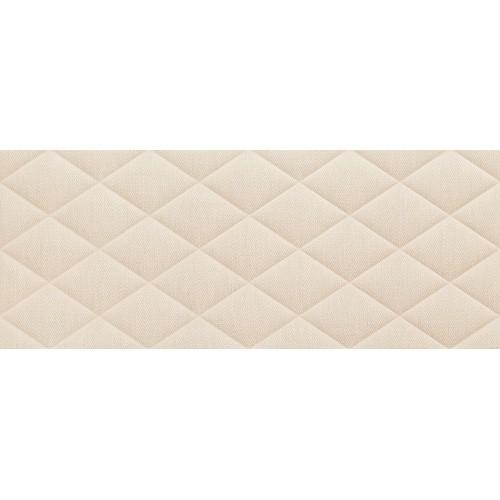 Tubadzin Chenille Pillow Beige Str 29,8x74,8 fali csempe