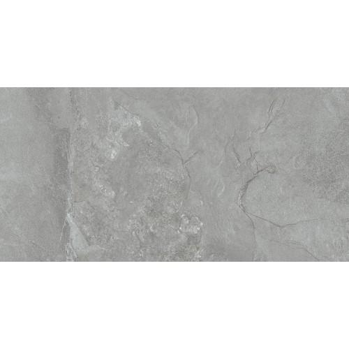 Tubadzin Grand Cave Grey STR 59,8x119,8 padlólap