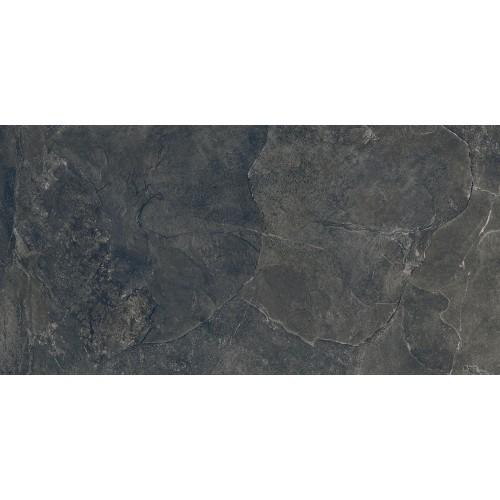Tubadzin Grand Cave Graphite STR 119,8x239,8 padlólap