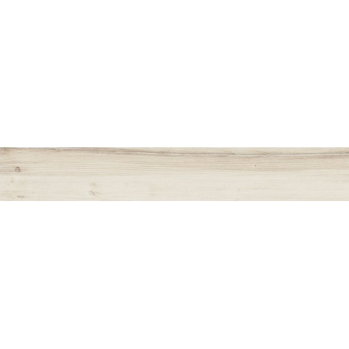 Tubadzin Wood Craft White STR 23x149,8 padlólap