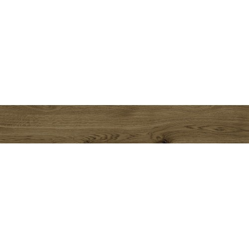 Tubadzin Wood Pile Brown STR 23x149,8 padlólap