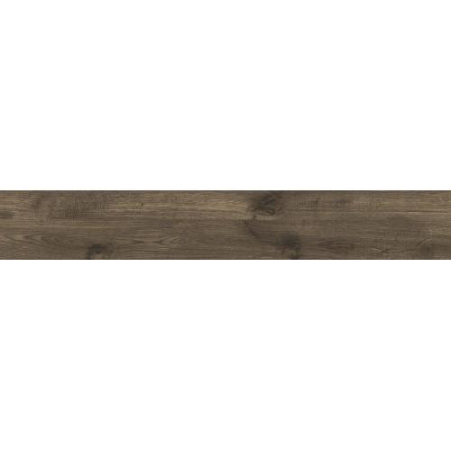 Tubadzin Wood Shed Brown STR 23x149,8 padlólap