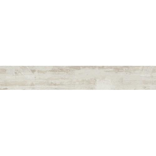 Tubadzin Wood Work White STR 23x149,8 padlólap