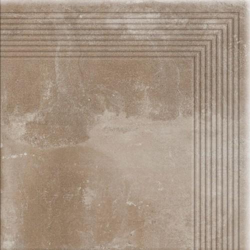Cerrad Piatto Sand 30x30 sarok lépcsőlap