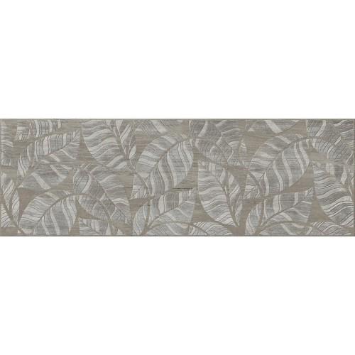 Cersanit Livi Nut Inserto Leaves 19,8x59,8 dekor