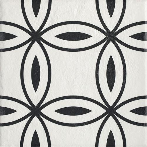 Paradyz Ceramika Modern Motyw D 19,8x19,8 padlólap