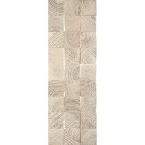 Paradyz Ceramika Daikiri Wood Beige Kostki STR 25x75 csempe