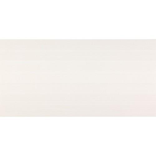 Opoczno Avangarde Biala 29,7x60 fali csempe