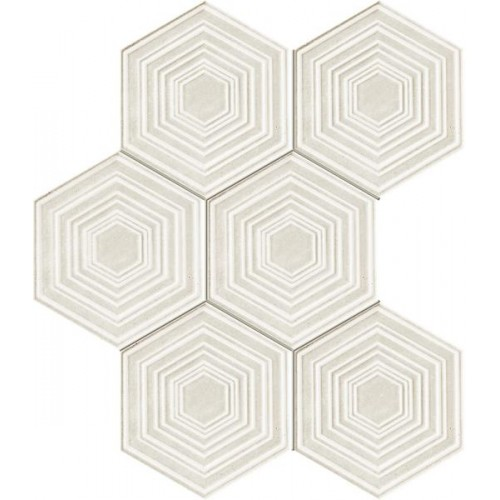 Tubadzin Solei Grey 22,1x28,9 mozaik