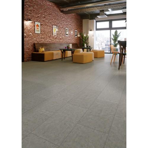 Brooklyn Concrete ragasztós vinyl padló