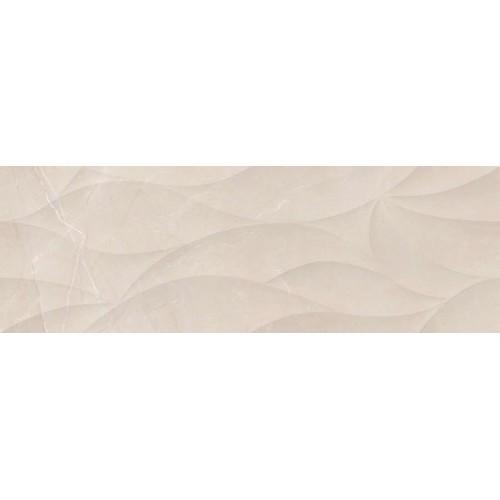 Keramika Kanjiza Elegant Petal 3D Crema 20x60 csempe