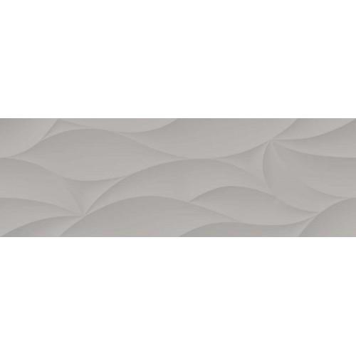 Keramika Kanjiza Joy Petals 3D Grey 20x60 csempe