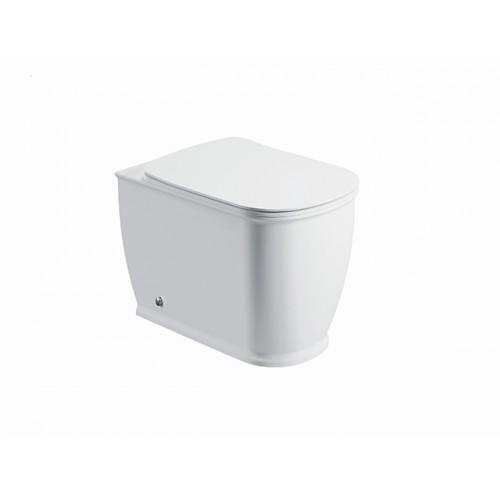 Arezzo Charlton álló WC, alsó/hátsó kivezetés, mély öblités