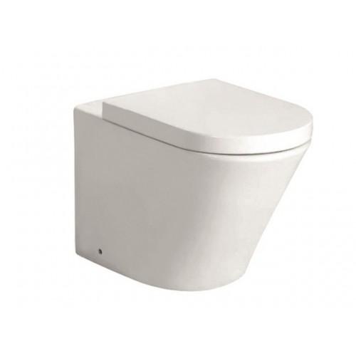 Arezzo Indiana álló WC, alsó/hátsó kivezetés, mély öblités