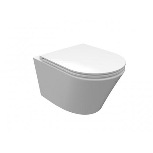 Arezzo Indiana Rimless (perem nélküli) fali WC, mély öblités
