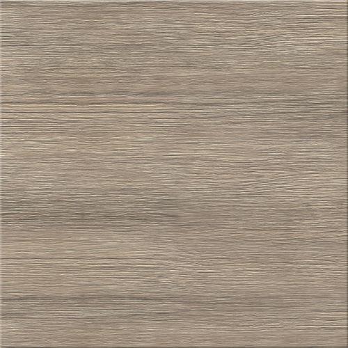 Cersanit PP500 Wood Brown Satin 33,3x33,3 padlólap