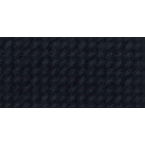 Cersanit PS802 Black Satin Geo STR 29x59 csempe