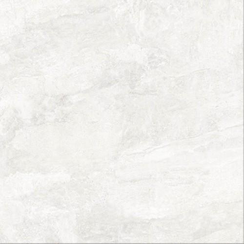 Cersanit Stone Flowers Grey 42x42 padlólap