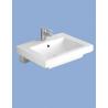 Alföldi Liner 55x44 beépíthető mosdó
