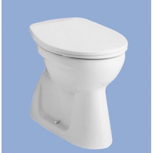 Alföldi Bázis álló WC mély öblítés, alsó kifolyás