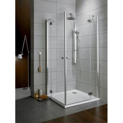Radaway Torrenta KDD szögletes aszimmetrikus zuhanykabin