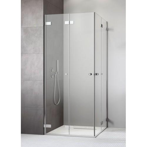 Radaway Arta KDD-B szögletes aszimmetrikus zuhanykabin