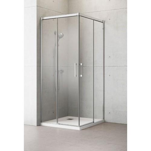 Radaway Idea KDD szögletes aszimmetrikus zuhanykabin
