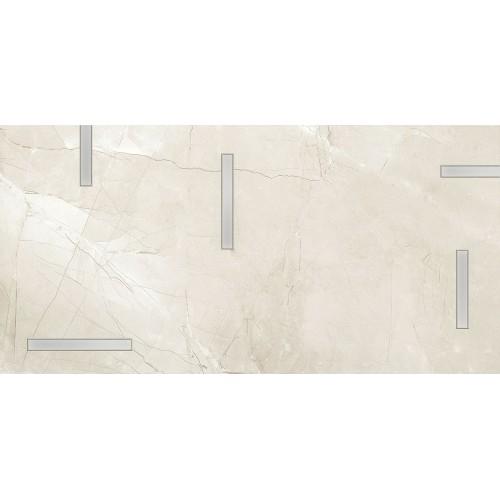 Tubadzin D-Muse Geo 2 29,8x59,8 dekor csempe