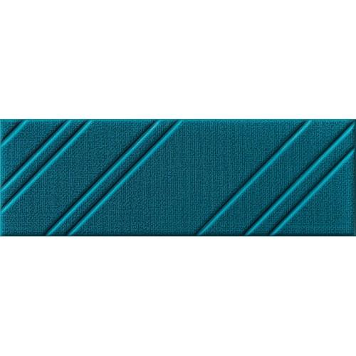 Domino S-Nesi Bar Blue Str. 7,8x23,7 fali csempe