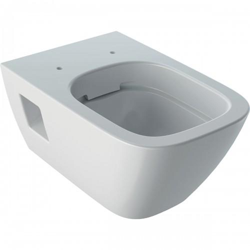 Geberit Selnova Square 501546011 Rimfree, perem nélküli fali WC