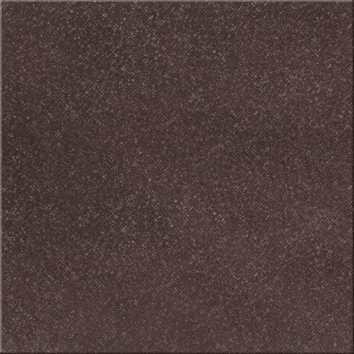 Opoczno Bazalto Brown 39,6x39,6 padlólap