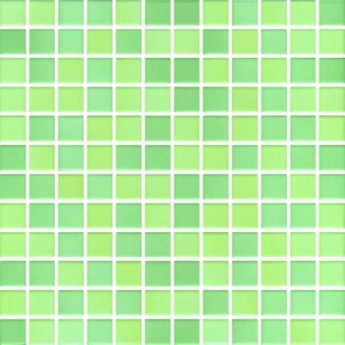 Opoczno Palette Green Mix Mat Mosaic 30x30 mozaik
