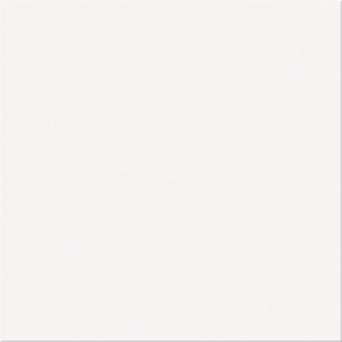 Opoczno Soft Ornament White 33,3x33,3 padlólap