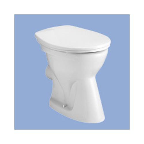 Alföldi Bázis álló WC mély öblítés, hátsó kifolyás