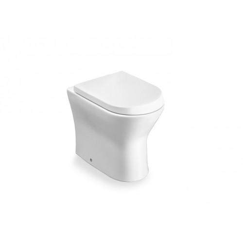 Roca Nexo álló WC mély öblítés alsó/hátsó kifolyás hosszúság: 540 mm