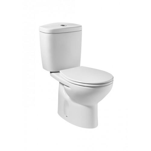 Roca Victoria monoblokk WC mély öblítés hátsó kifolyás
