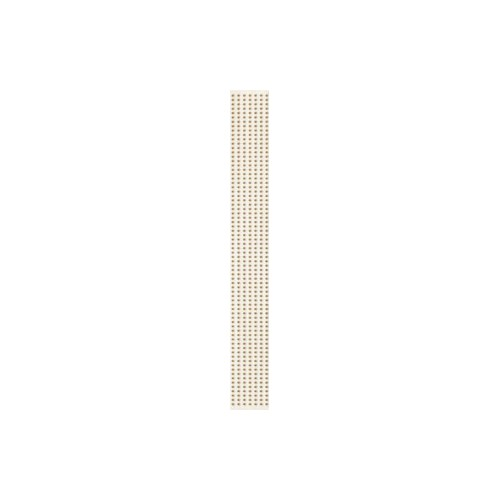 Kwadro Doppia Beige 4,8x40 listwa dekor csík