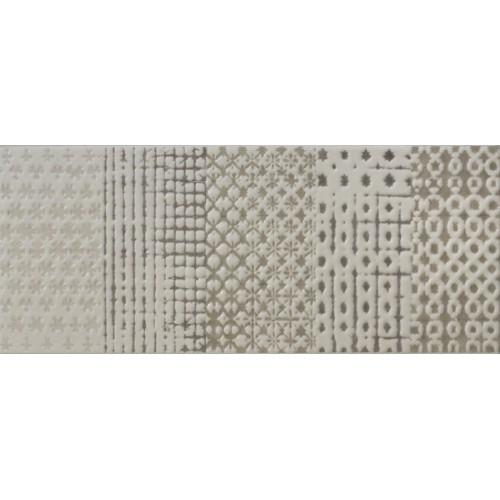 Idea Ceramica Pura Ins. Dress Warm 25x60 dekor csempe