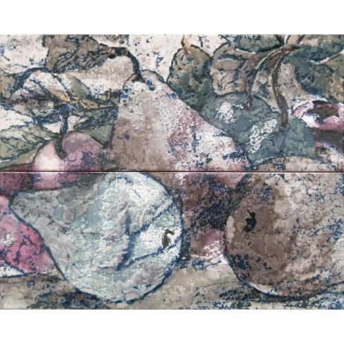Cifre Ceramica Composicion Pears Cold 40x50 dekor csempe szett (2 db)