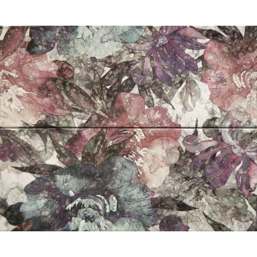 Cifre Ceramica Composicion Solano Cold 40x50 dekor csempe szett (2 db)