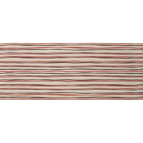 Cifre Ceramica Decor Astra Red 20x50 dekor csempe